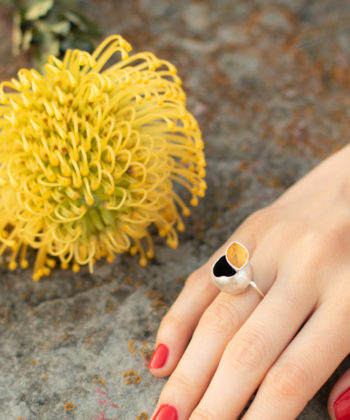 Ioana Enache Sphere ring